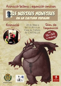 EXPOSICIO-MONSTErs - castalla