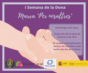 Marcha mujer
